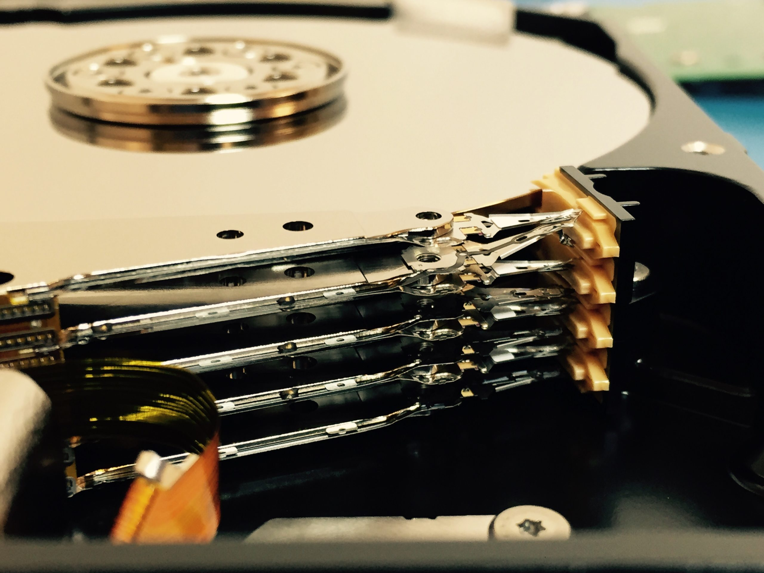 How To Fix A Dropped Hard Drive Read First