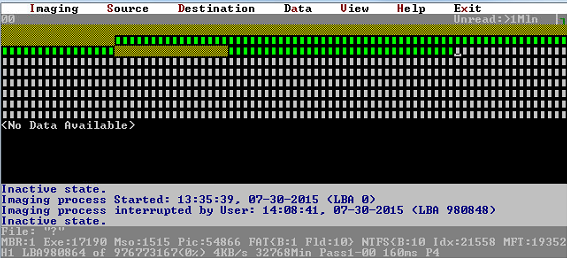 SERT Data Recovery