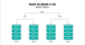 RAID 10 Array