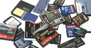 Camera Card Service