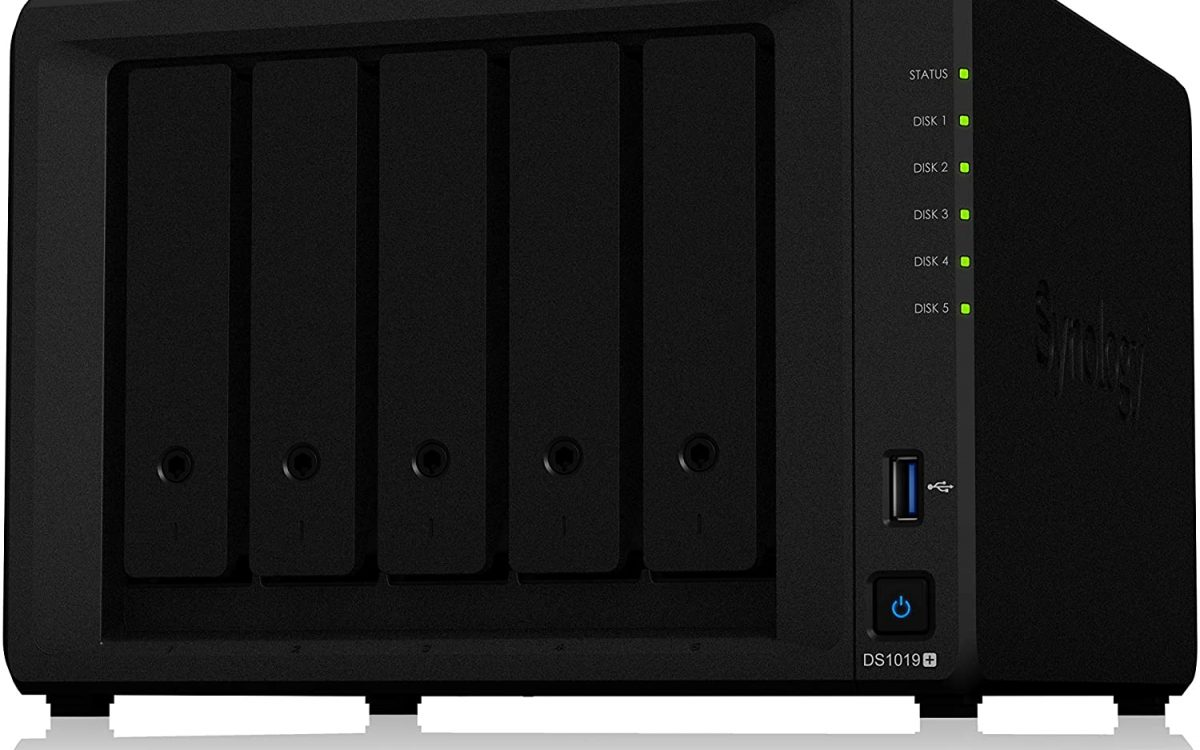 NAS Device Recovery Synology